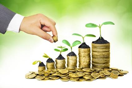 geld in firmen investieren