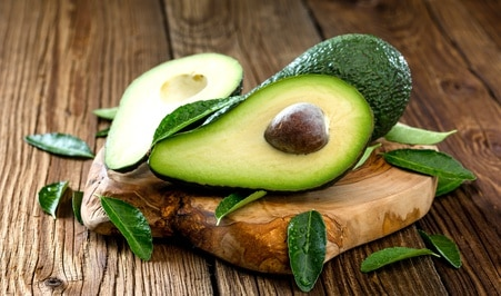 avocado extrem lecker und auch noch gesund. Black Bedroom Furniture Sets. Home Design Ideas