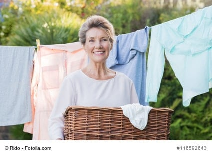 warum riecht wäsche nicht gut