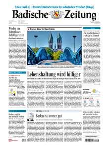 Badische Zeitung Abo Preise