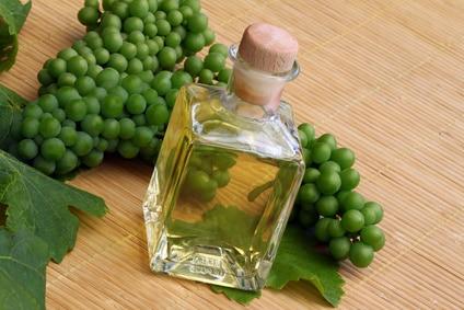Traubenkernöl & Trauben
