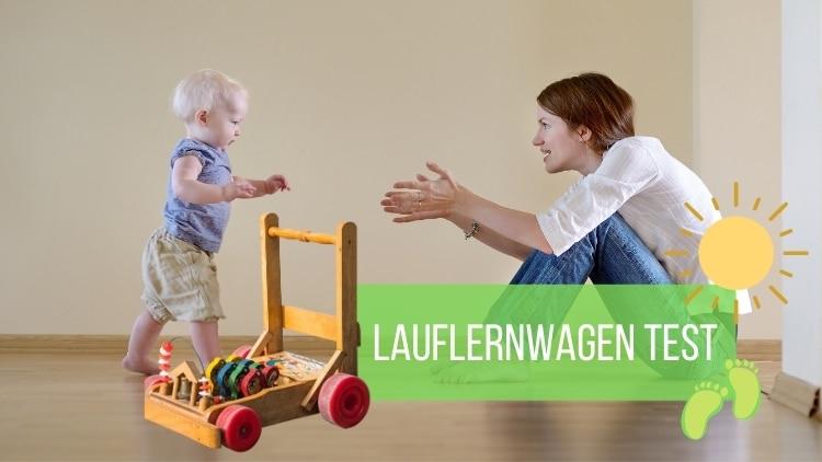 Lauflernwagen-Test