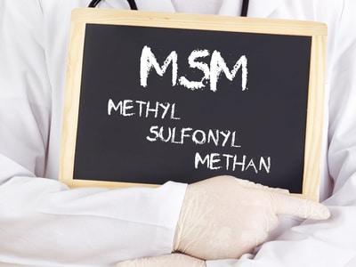 MSM - Methyl Sulfonyl Methan