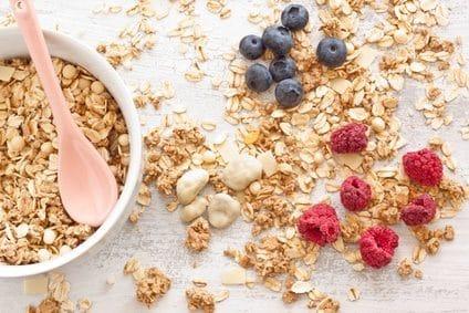 Cerealien: Haferflocken und mehr