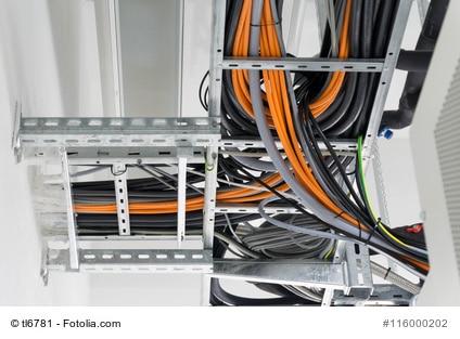 Berühmt Die Elektroplanung beim Hausbau - gut durchdacht ist halb gewonnen ! EJ71
