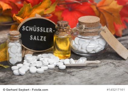 Schüssler Salze Die Richtige Anwendung Von Tropfen Salben