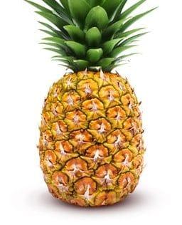 Ananas-Diät-Rezept