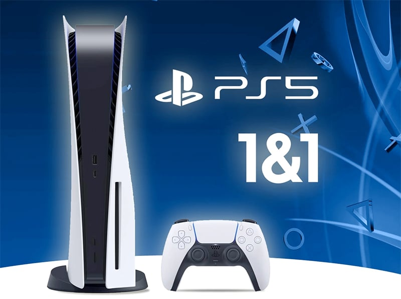 DSL mit PS5